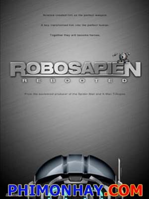 Người Máy Cody Robosapien: Rebooted.Diễn Viên: Kim Coates,Penelope Ann Miller,David Eigenberg