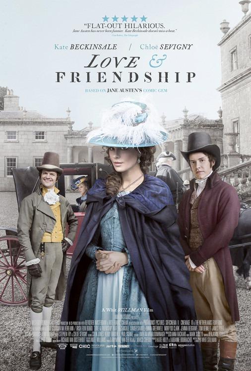 Yêu Và Tình Bạn Love & Friendship.Diễn Viên: Kate Beckinsale,Chloë Sevigny,Xavier Samuel
