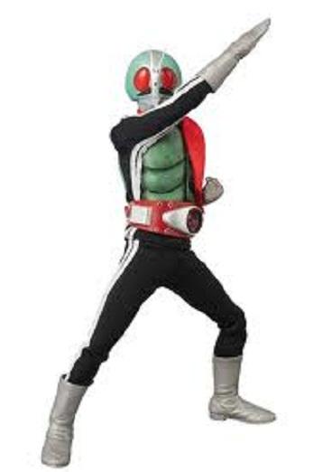 Kamen Rider #1 - Kamen Rider Ichigo