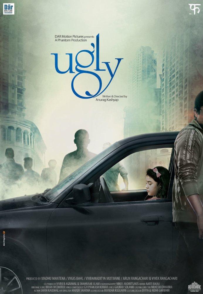 Xấu Xa Ugly.Diễn Viên: Rahul Bhat,Ronit Roy,Tejaswini Kolhapure