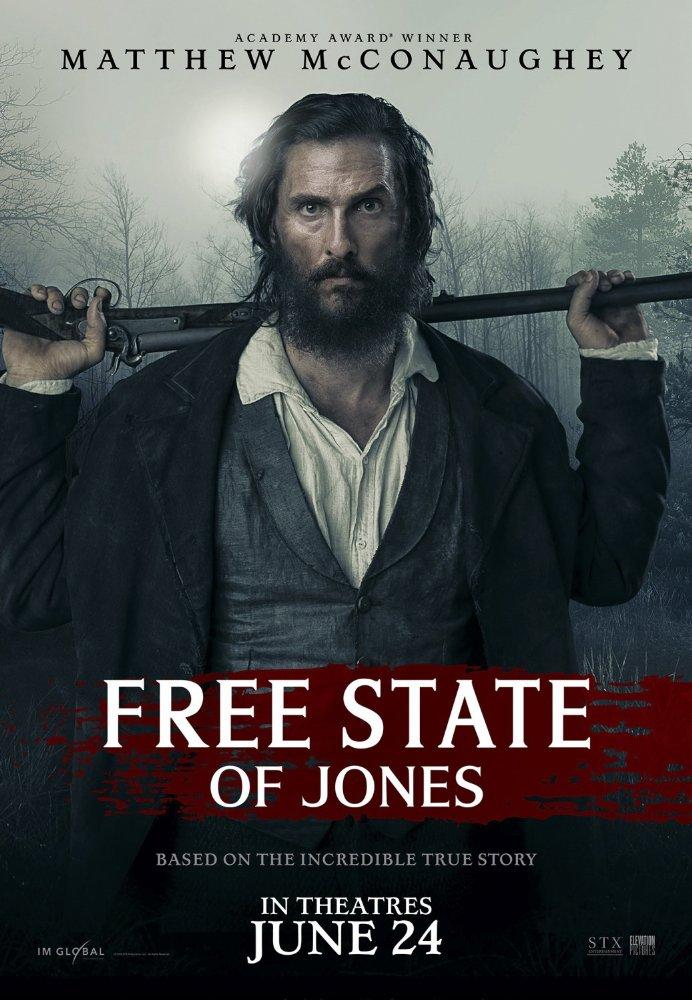 Tuyên Ngôn Của Tự Do - Free State Of Jones Việt Sub (2016)