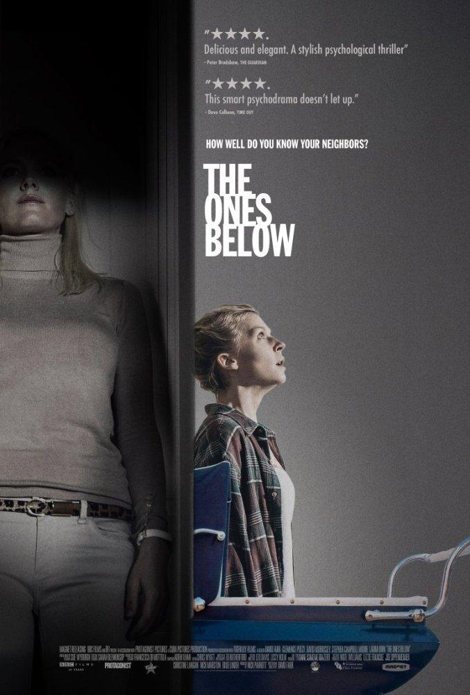 Những Người Bên Dưới The Ones Below.Diễn Viên: Clémence Poésy,David Morrissey,Stephen Campbell Moore
