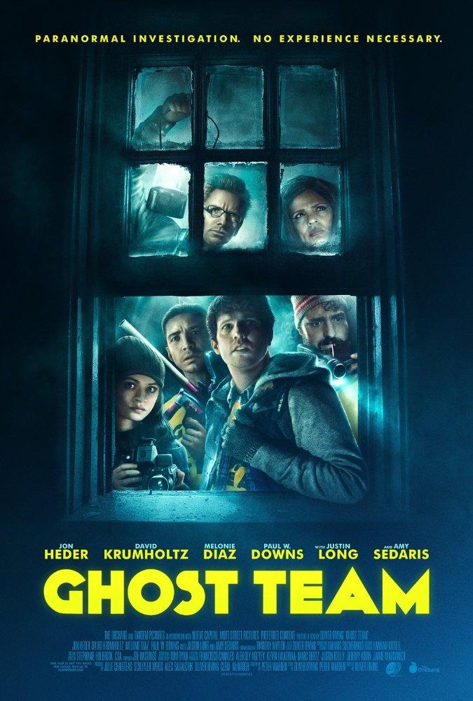 Đội Săn Bắt Ma Ghost Team.Diễn Viên: Jon Heder,David Krumholtz,Justin Long