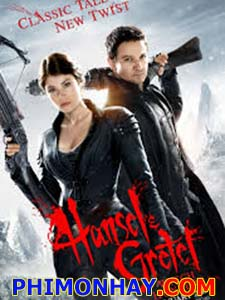 Thợ Săn Phù Thủy - Hansel And Gretel: Witch Hunters