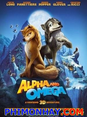 Nàng Tiểu Thơ Và Chàng Quậy - Alpha And Omega