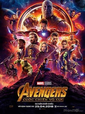 Biệt Đội Siêu Anh Hùng 3: Cuộc Chiến Vô Cực - Avengers 3: Infinity War