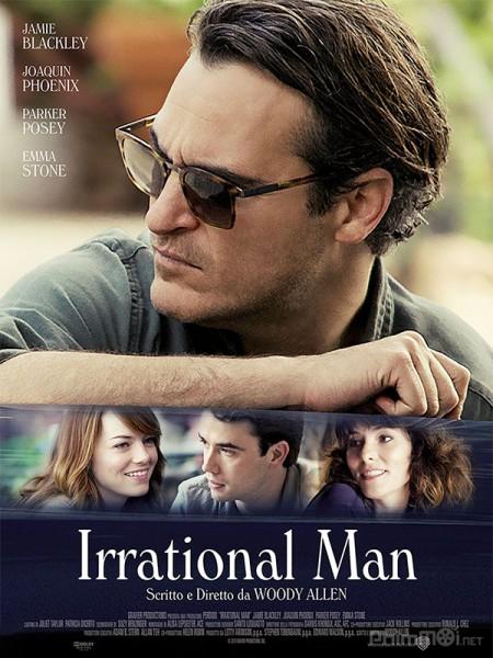 Con Người Phi Lý Tính Irrational Man.Diễn Viên: Sarah Rafferty,Sam Page,Jeremy Guilbaut