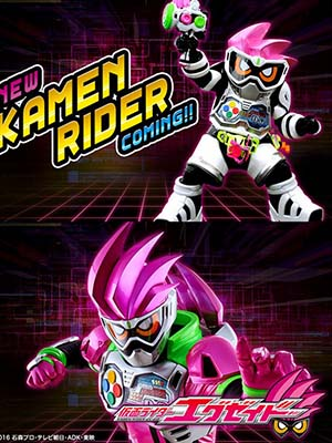 Kamen Rider Ex-Aid Kamen Raida Eguzeido