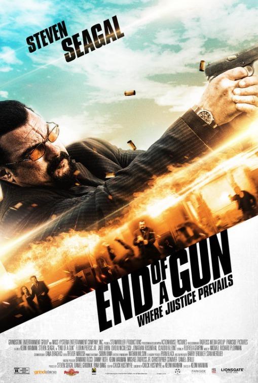 Điệp Viên Trở Lại End Of A Gun.Diễn Viên: Steven Seagal,Florin Piersic Jr,Jade Ewen