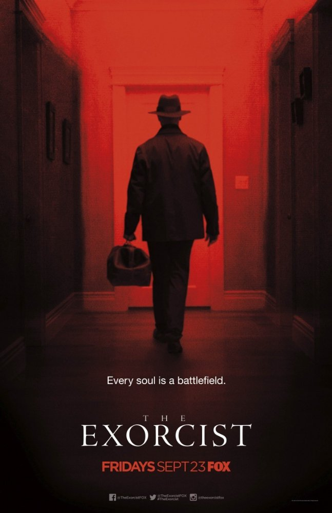 Quỷ Ám Phần 1 The Exorcist Season 1.Diễn Viên: Alfonso Herrera,Ben Daniels,Hannah Kasulka