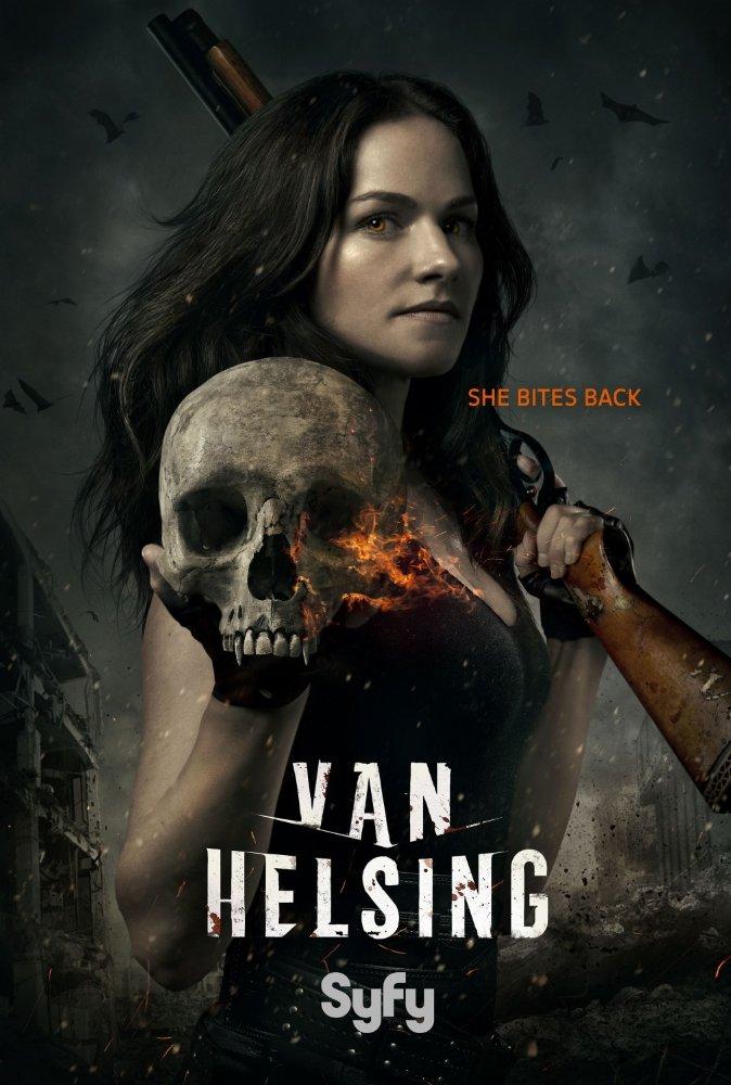 Khắc Tinh Của Ma Cà Rồng Phần 1 Van Helsing Season 1.Diễn Viên: Kelly Overton,Jonathan Scarfe,Christopher Heyerdahl