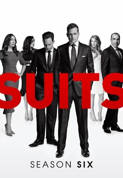 Tố Tụng Phần 6 Suits Season 6.Diễn Viên: Gabriel Macht,Patrick J Adams,Meghan Markle