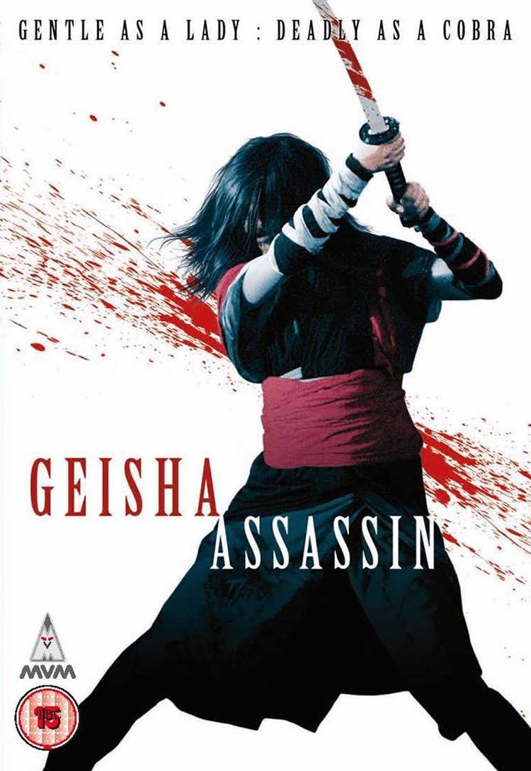Kỹ Nữ Sát Thủ Geisha Assassin.Diễn Viên: Abraham Attah,Emmanuel Affadzi,Ricky Adelayitor