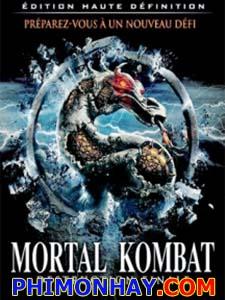 Rồng Đen 2 - Mortal Kombat: Annihilation