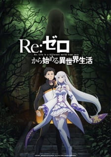 Re:zero Kara Hajimeru Isekai Seikatsu 2Nd Season Re: Life In A Different World From Zero 2Nd Season