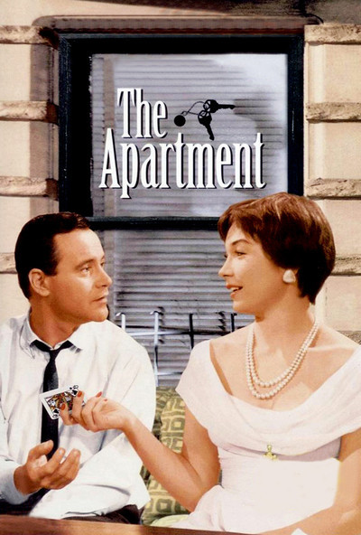 Căn Hộ The Apartment.Diễn Viên: Jack Lemmon,Shirley Maclaine,Fred Macmurray