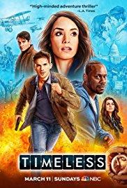 Vô Tận Phần 1 Timeless Season 1.Diễn Viên: Chad Rook,Abigail Spencer,Matt Lanter