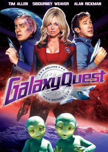 Cuộc Truy Tìm Trên Thiên Hà Galaxy Quest.Diễn Viên: Tim Allen,Sigourney Weaver,Alan Rickman