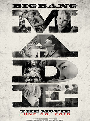 Big Bang Made Movie - Bigbang 10 The Movie