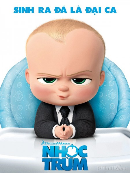 Nhóc Trùm The Boss Baby