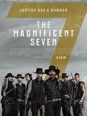 Bảy Tay Súng Huyền Thoại - The Magnificent Seven