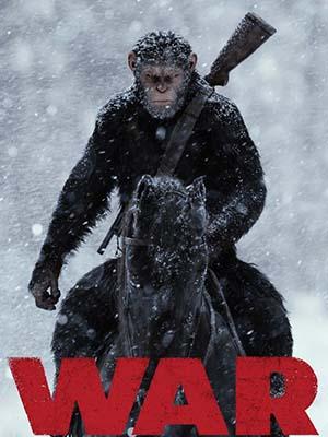 Cuộc Chiến Trên Hành Tinh Khỉ War For The Planet Of The Apes.Diễn Viên: Woody Harrelson,Judy Greer,Andy Serkis