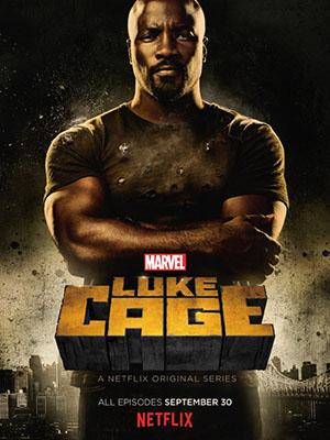 Siêu Anh Hùng Luke Cage Phần 1 Luke Cage Season 1.Diễn Viên: Mike Colter,Simone Missick,Theo Rossi