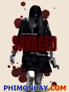 Người Chết Trả Thù Savaged.Diễn Viên: Amanda Adrienne,Tom Ardavany,Ronnie Gene Blevins
