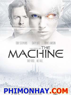 Sát Thủ Gợi Cảm The Machine.Diễn Viên: Caity Lotz,Toby Stephens,Sam Hazeldine,Denis Lawson