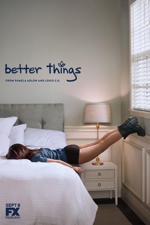Cuộc Đời Vẫn Đẹp Sao Phần 1 Better Things Season 1.Diễn Viên: Pamela Adlon,Mikey Madison,Hannah Alligood
