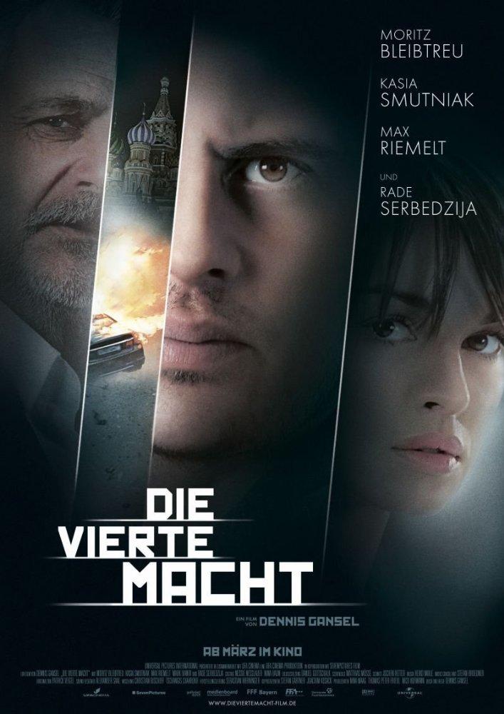 Thế Lực Thứ Tư The Fourth State.Diễn Viên: Moritz Bleibtreu,Kasia Smutniak,Max Riemelt