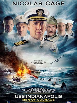 Chiến Hạm Indianapolis - Uss Indianapolis: Men Of Courage