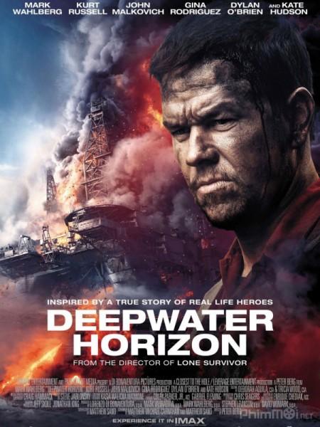 Thảm Họa Dàn Khoan - Deepwater Horizon Việt Sub (2016)
