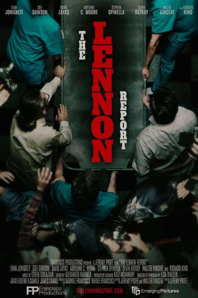 Ám Sát John Lennon The Lennon Report.Diễn Viên: Evan Jonigkeit,Devin Ratray,David Zayas