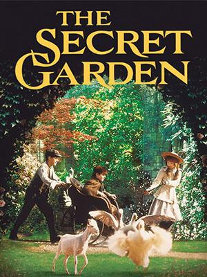 Khu Vườn Bí Mật The Secret Garden.Diễn Viên: Kate Maberly,Maggie Smith,Heydon Prowse