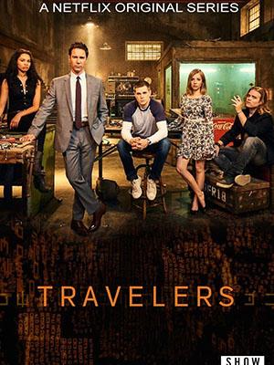 Du Hành Thời Gian Phần 1 - Travelers Season 1