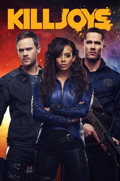Đội Săn Tiền Thưởng Phần 2 - Killjoys Season 2