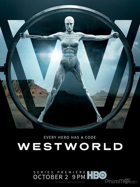 Thế Giới Viễn Tây Phần 1 Westworld Season 1.Diễn Viên: Mike Colter,Simone Missick,Theo Rossi