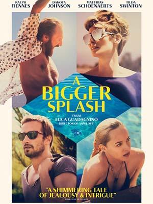 Chuyến Thăm Bất Ngờ A Bigger Splash.Diễn Viên: Tilda Swinton,Matthias Schoenaerts,Ralph Fiennes