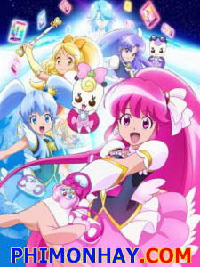 Happiness Charge Precure! - Fantasy Mahou Shoujo Shoujo Việt Sub (2014)