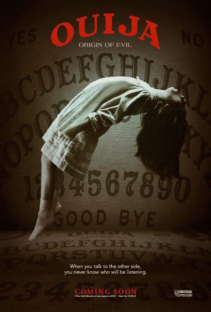 Trò Chơi Gọi Hồn 2 Ouija: Origin Of Evil.Diễn Viên: Elizabeth Reaser,Lulu Wilson,Annalise Basso