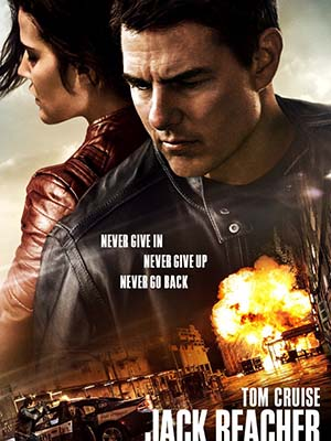 Không Quay Đầu Jack Reacher: Never Go Back.Diễn Viên: Tom Cruise,Cobie Smulders,Aldis Hodge