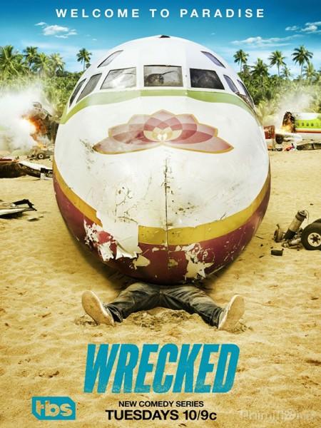 Sấp Mặt Phần 1 - Wrecked Season 1