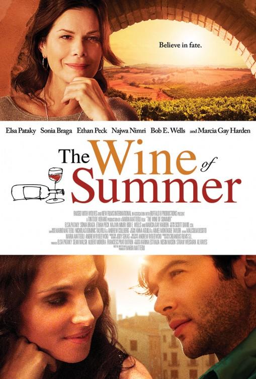 Hương Rượu Ngày Hè The Wine Of Summer.Diễn Viên: Elsa Pataky,Marcia Gay Harden,Sonia Braga