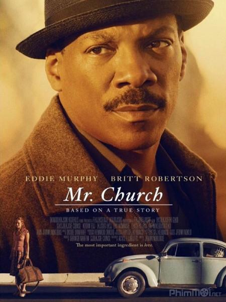Chuyện Tình Không Bến Mr. Church.Diễn Viên: Bạch Bách Hà,Ngô Ngạn Tổ,Lý Viện,Trình Y