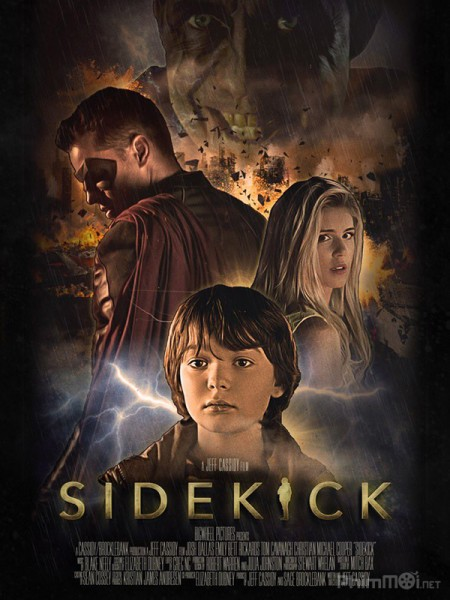 Tri Kỷ Sidekick.Diễn Viên: Tom Cruise,Cobie Smulders,Aldis Hodge