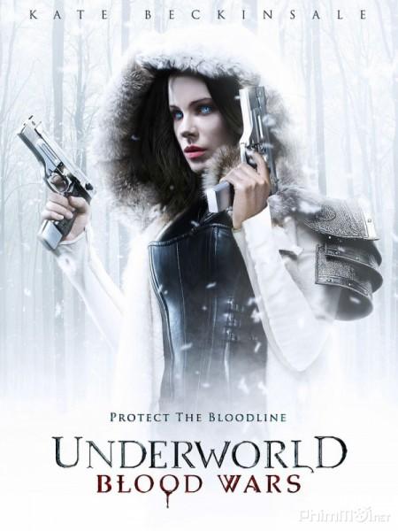 Thế Giới Ngầm 5: Trận Chiến Đẫm Máu Underworld: Blood Wars.Diễn Viên: Carin Bondar,Thomas Dalby,Gabriel Koura