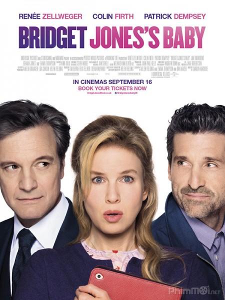 Nhóc Tì Của Tiểu Thư Jones - Bridget Joness Baby Thuyết Minh (2016)