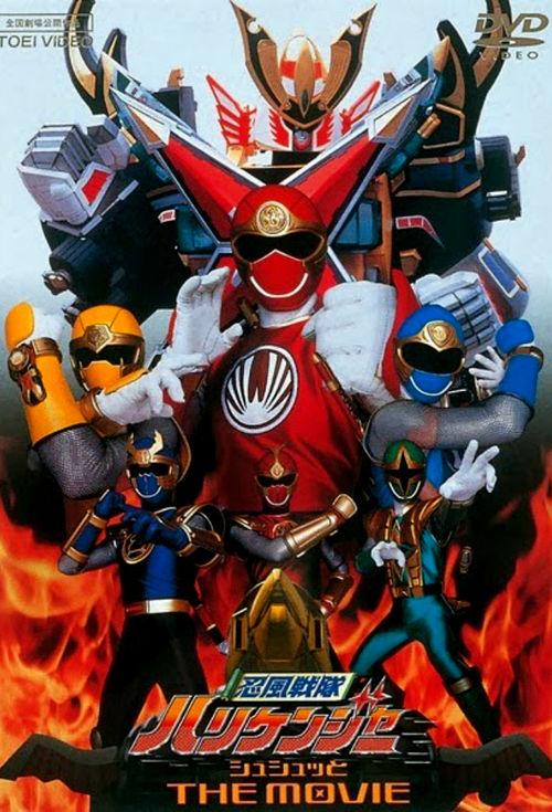 Siêu Nhân Cuồng Phong: Giải Cứu Công Chúa Shuuto Ninpuu Sentai Hurricanger Shushutto.Diễn Viên: Nikolay Olyalin,Larisa Golubkina,Boris Zajdenberg