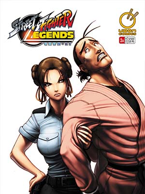 Đấu Sĩ Đường Phố: Huyền Thoại Về Chun-Li - Street Fighter: The Legend Of Chun-Li